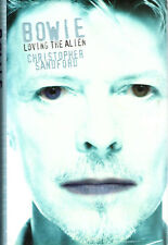 BOWIE: Loving the Alien by Christopher Sandford (1996) UK Hardcover David Bowie