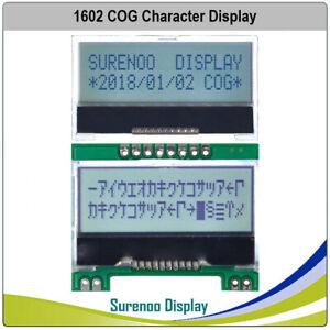 1602 162 Serial SPI LCD Module Display Panel Screen Panel LCM ST7032S FSTN White