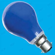 Bombillas de interior estándar de color principal azul