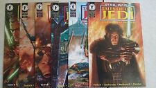 Star Wars TOTJ Dark Lords of the Sith #1-6 (Dark Horse 1994) FULL SET