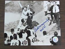 Bill Mazeroski Autograph / Signed 8 X 10 Photo Pittsburgh Pirates HOF 01
