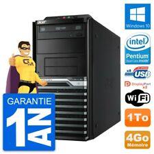 PC Tour Acer Veriton M4630G Intel G3220 RAM 4Go Disque Dur 1To Windows 10 Wifi