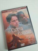 dvd  CADENA PERPETUA ( precintado nuevo )T.ROBBINS Y M.FREEMAN(e. remasterizada)