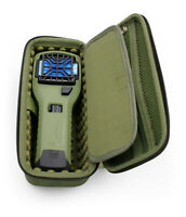 CM Portable Repellent Case fits Thermacell Mosquito Repellers , Green Case Only