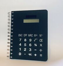 Notebook Integrated Calculator (Black)