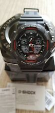 Casio G-Shock Men's Watch in Resin strap world time GA-100-1A4ER