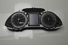Audi rs4 8k a4 coche familiar instrumento 8k0920931g gasolina Speed controll Unit fis Cluster