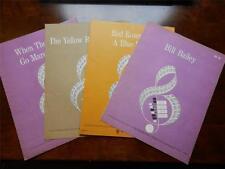 Hammond Organ Company - Set of 4 songs Inc. Bill Bailey, Yellow Rose of Texas