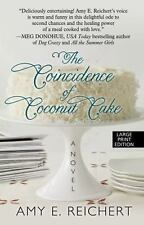 The Coincidence of Coconut Cake (Thorndike Press Large Print Women's Fiction)