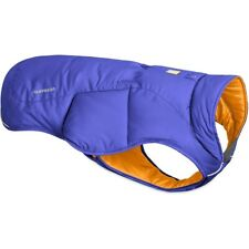 New Ruffwear Quinzee Insulated Dog Jacket - Size Small, Huckleberry Blue