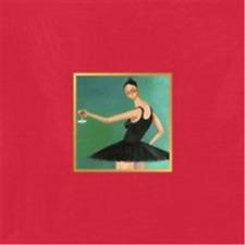 Kanye West-My Beautiful Dark Twisted Fantasy (UK IMPORT) CD NEW