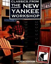 Classics From The New Yankee Workshop Norm Abram softcover book