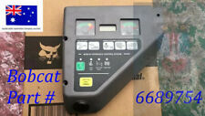 Bobcat OEM 6689754 Left Control Panel With Fuel Gauge NEW IN BOX