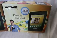 Velocity Micro Cruz T301 2GB, Wi-Fi, 7in - Black, Officially Refurbished