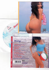 Various Artists : Thong Songs Album CD (2000)