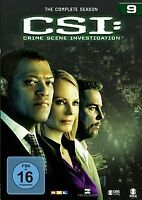 CSI: Crime Scene Investigation - Season 9 [6 DVDs] von Ke... | DVD | Zustand gut