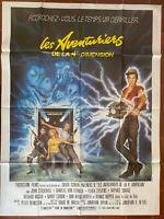Plakat Les Abenteurer De La 4ème Dimension Jonathan R.betuel Hopper 120x160cm