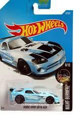 2017 Hot Wheels #47 Nightburnerz Dodge Viper SRT10 ACR