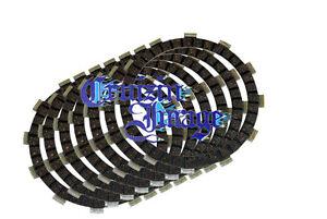 2004-2016 SUZUKI DL650 CLUTCH PLATES SET 7 FRICTION PLATES CD1219