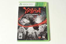 Yaiba: Ninja Gaiden Z (Xbox 360) Manual + Comic Book Included - No Soundtrack