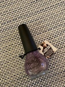"New Nicole By OPI One Less Lonely Glitter ""Purple"" Rare Collection Authentic"