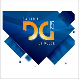 Pulse Maestro, Tajima DG15 - Embroidery Digitizing Software With Laser , Sequin