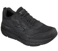 SKECHERS Max Cushioning Premier Ultra Go Running/Walking Shoes in Black/Charcoal