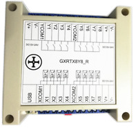 Programmable Relay Control Cycle Delay Timer Timing Clock Switch Module 8DI 8DO