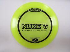 DISCRAFT ELITE Z NUKE Yellow w/ Black Stamp 168g -New