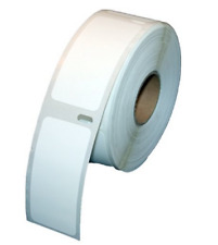 """Removable /White 30336 Dymo Compatible Tag Multipurpose Labels (1""""x2.125"""", 1 RL)"""
