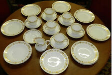 Royal Worcester Dessert Set  25 Pieces Leadless Glaze Pre-Owned