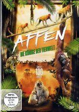 Affen - Die Könige der Tierwelt - NEU DVD - Doku 130 Min. Tierdoku