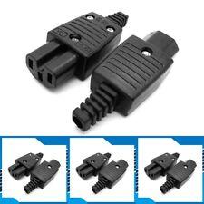 1*Kaltgeräte Stecker Kupplung Buchse Netzstecker IEC-320 C13 C14 250 V 10A Neue