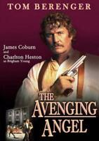 THE AVENGING ANGEL NEW DVD
