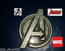 Comic Collectible AVENGERS Belt Buckle Full metal HQ NEW cosplay Movie
