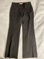 Ann Taylor Loft Petite Size 00P Women's Gray Dress Pants