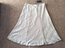 "M&S Collection Ladies Lined Skirt UK16 EU44 Regular Length 30""or 76cm BNWT Grey"