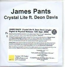 (880B) James Pants, Crystal Life ft Deon Davis - DJ CD