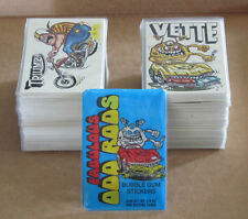 VINTAGE 73 FABULOUS ODD RODS STICKERS IN VERY GOOD CONDITION       @@ PICK 1 @@