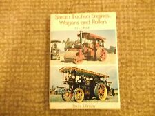 Steam Traction Engines,Wagons and Rollers