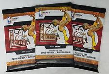 2009 Donruss Elite Basketball NBA - Set of 3 - Sealed Hobby Packs