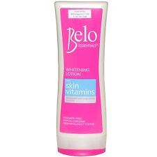 Belo Essentials Whitening Lotion with Skin Vitamins - 200ml - NEW - On Sale!