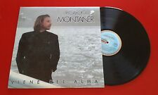 "RICARDO MONTANER ""Viene del Alma"" SCARCE 1995 LP Venezuela FRANCO DE VITA"