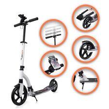 Tretroller Cityroller Scooter Cityscooter Roller Klappbar Ständer Big Wheel