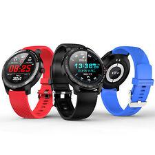 L9 ECG PPG Blood Pressure Oxygen Heart Rate Monitor Waterproof IP68 Smart Watch