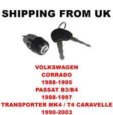 IGNITION LOCK BARREL VW CORRADO PASSAT B3 B4 TRANSPORTER MK4 T4 IV CARAVELLE