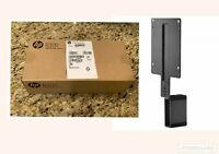 NEW IN BOX HP B300 Mini PC/Thin Client Mounting Bracket w/screws/cables 2DW53AT