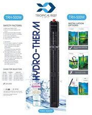 Hydro-Therm 500w Riscaldatore acquario con protezione RISCALDATORE ACQUARIO SOMMERGIBILE STAT