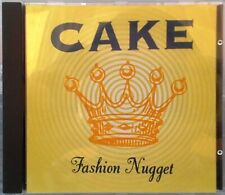 "Cake - Fashion Nugget (CD 1997) Features ""The Distance"""