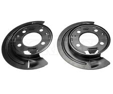 For Dodge Ram 2500 3500 03-11 Steel Rear Brake Dust Shield 1 Pair Dorman 924-226